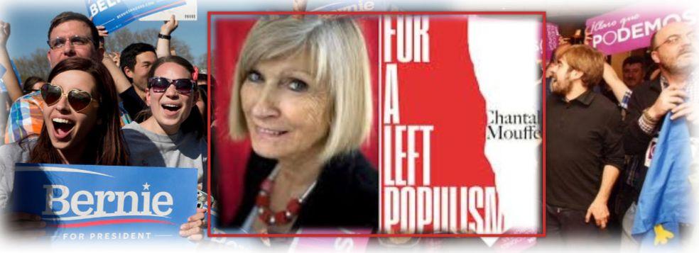 A politika visszatérése? Chantal Mouffe és a baloldali populizmus