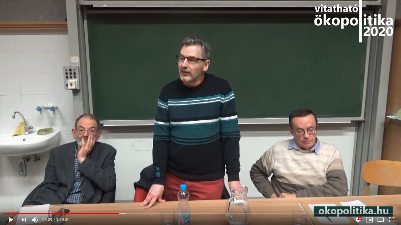 Antikapitalista legyen-e az ökopolitika? Kiss Viktor és Lányi András vitája (videóval)