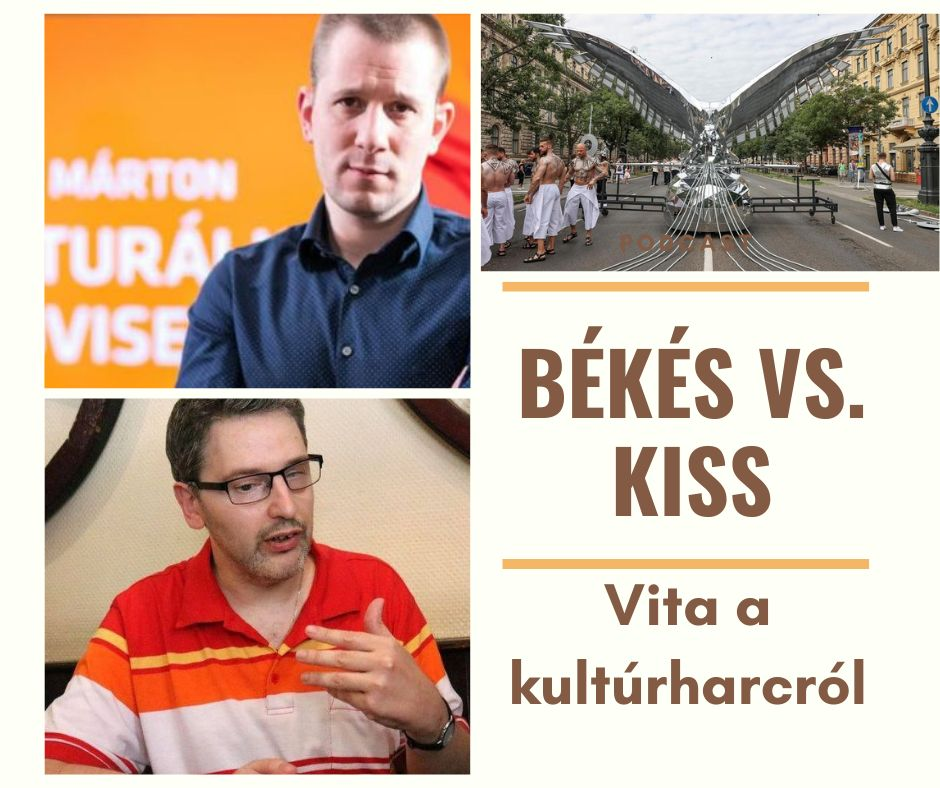 Kulturális hadviselés? Békés Márton és Kiss Viktor vitája a kultúrharcról